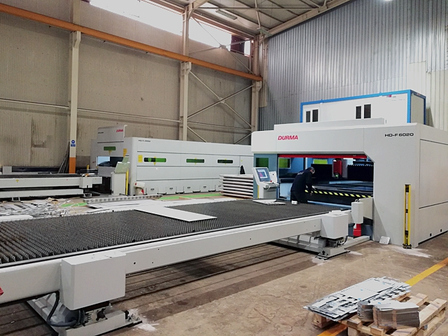 CNC Lazer Kesim - 1